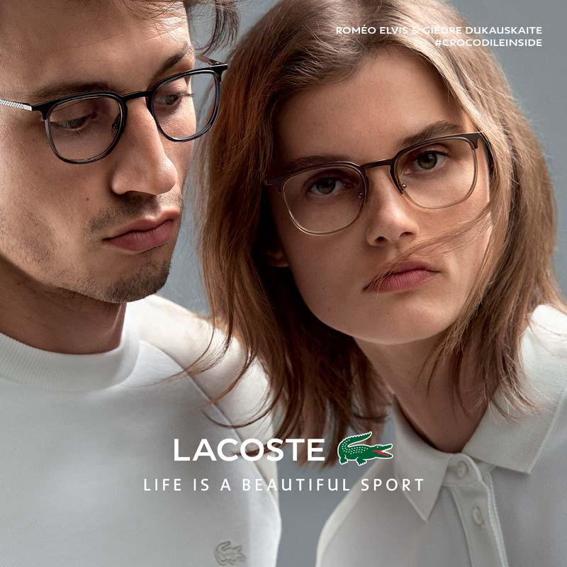 Lacoste – París Collection